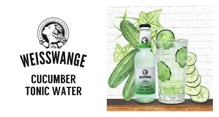 1 WEISSWANGE CUCUMBER TONIC NEW