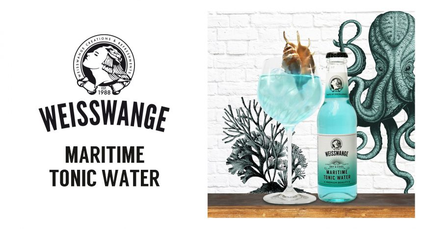 WEISSWANGE MARITIME TONIC WATER new
